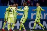 Video ban thang: Atletico Madrid 2-3 Barcelona (Tu ket cup Nha vua 2014-2015)
