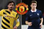 Bản tin chuyển nhượng mùa Đông chiều 30/1: Man Utd chi 80 triệu bảng mua trung vệ