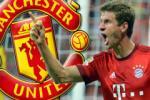 Bayern Munich dan mat M.U va Liverpool vu Muller