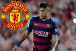 Neymar chinh thuc len tieng ve thuong vu chuyen den M.U