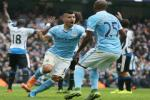 Du am Man City 6-1 Newcastle: Messi, Ronaldo doi day! Aguero den day!