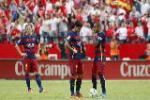 Vòng 7 La Liga 2015-2016: Barca thua nhục, Real hòa may