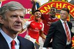 Arsenal 3-0 M.U (Ket thuc): Quy xit, Phao thang