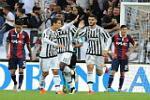 Juventus 3-1 Bologna: Thang loi dau tien tren san nha o Serie A
