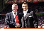 David Beckham: Voi toi, Sir Alex nhu nguoi cha thu hai