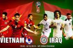 Việt Nam 1-1 Iraq (Kết thúc): Tuột chiến thắng ở giây cuối cùng, ĐT Việt Nam bị cầm hòa đầy tiếc nuối