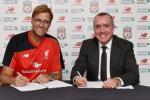 Chi tiết về hợp đồng của HLV Jurgen Klopp với Liverpool