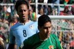 Video clip bàn thắng: Bolivia 0-2 Uruguay (Vòng loại World Cup 2018)