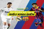 Kết quả chương trình dự đoán tỷ số Siêu Kinh Điển: Real Madrid – Barcelona (22/11/2015)