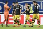 Hamburg 3-1 Dortmund: That bai bac nhuoc
