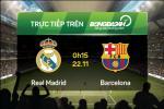 Real Madrid 0-4 Barca (Ket thuc): El Clasico the tham cua bay Ken ken trang