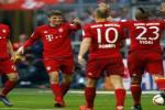 Schalke 1-3 Bayern Munich: Suc manh vo doi cua Hum xam xu Bavaria