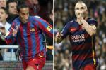 Tu Ronaldinho toi Iniesta: Nhung ke chinh phuc vi dai