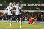 Video clip ban thang: Tottenham 4-1 West Ham (Vong 13 Premier League 2015/2016)