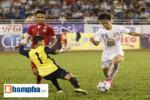 Video clip ban thang: U21 HAGL 4-3 U21 Myanmar (Giai U21 quoc te 2015)