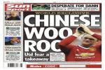 Wayne Rooney duoc bong da Trung Quoc san don