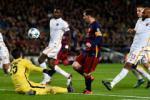 Messi nói gì sau màn trở lại ấn tượng trước Roma?