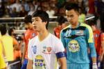 Messi Việt Nam Công Phượng sút phạt đẹp mắt
