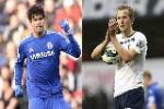 Trước trận đại chiến Tottenham vs Chelsea: Kane hay Costa?