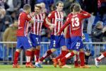 Video clip bàn thắng: Atletico Madrid 1-0 Espanyol (Vòng 13 La Liga 2015/2016)