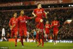 Video clip ban thang: Liverpool 1-0 Swansea City (Vong 14 Premier League 2015/16)
