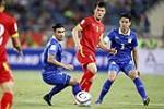 Bảng xếp hạng FIFA tháng 2/2016: Việt Nam đứng yên, Thái Lan thăng tiến