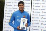 Neymar xuat sac nhat La Liga thang 11