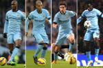 Thong ke: Gia tri doi hinh du bi cua Man City gap 3 lan Barca