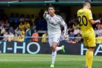Ronaldo lập kỷ lục đặc biệt trong ngày Real mất điểm trước Villarreal