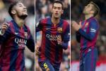 """Barca có nguy cơ """"tan nát"""" đội hình trong trận El Clasico"""