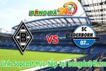 Link sopcast Borussia Moenchengladbach vs Paderborn (21h30-01/03)
