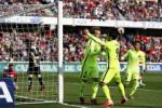 Video bàn thắng: Granada 1-3 Barca (Vòng 25 La Liga 2014-2015)