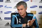 """HLV Mourinho dàn trận """"tâm lý chiến"""" cho học trò trước giờ G"""