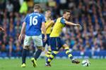 TRỰC TIẾP: Arsenal 1-0 Everton (Hiệp 1): Giroud khai thông bế tắc