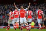 Arsenal bắt đầu nhắm ngôi á quân của Man City