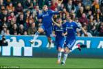 Video ban thang: Hull City 2-3 Chelsea (Vong 30 Premier League 2014/2015)