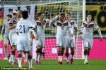 Georgia 0-2 Đức: Thắng lợi nhạt nhoà của nhà ĐKVĐ thế giới