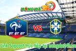 Link sopcast Pháp vs Brazil (03h00-27/03)