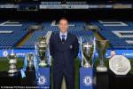 Chelsea gia hạn với Terry: Bài học từ Frank Lampard