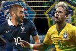 Pháp 1-3 Brazil: Oai hùng phá dớp trên Stade de France, Selecao nối dài mạch toàn thắng