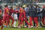 Bóng đá châu Âu rúng động vì vụ bạo loạn trên sân Montenegro