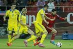 Video bàn thắng: TBN 1-0 Ukraine (Vòng loại Euro 2016)
