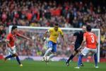 Brazil 1-0 Chile: Firmino trở thành cứu tinh của Selecao