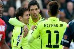 """Suarez vừa ghi bàn, vừa kiến tạo: Đã đến lúc hoàn thiện """"MSN"""""""