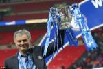 Thống kê: Cứ 35 trận, Mourinho lại giành 1 danh hiệu