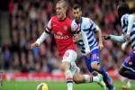 TRỰC TIẾP: QPR 0-0 Arsenal (Hiệp 1): Cẩn trọng không thừa