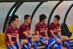 Ly do Tuan Anh, Van Toan ngoi du bi trong tran gap U23 Nhat Ban