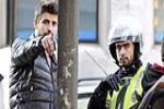 Gerard Pique bị phạt nặng vì dám thóa mạ cảnh sát