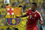 Tiết lộ: Barca suýt có được ngôi sao của Bayern