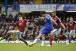TRỰC TIẾP: West Ham 0-0 Chelsea (Hiệp 1): Duy trì cách biệt
